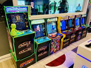 Beautiful modded games for sale! 60 games in one machine and 1 thousand plus games in one machines for sale! . for Sale in Ewing Township, NJ