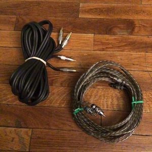 Car Audio Rca Cable 20ft for Sale in Hawthorne, CA