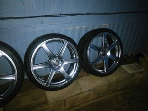 ICW racing wheels gtsport for Sale in Payson, AZ
