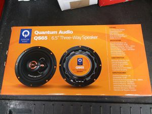 "NEW! 6.5"" speakers pair for Sale in York, PA"