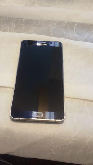 Samsung galaxy note 5 32gb Black Unlocked. for Sale in Severn, MD