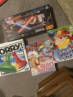 Kids games and puzzle for Sale in Tigard, OR