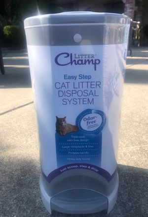 Cat litter disposal for Sale in Concord, CA