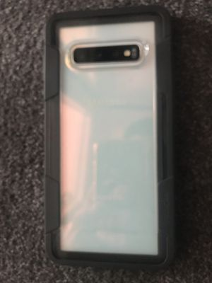 Samsung Galaxy S10+ pearl white 128 800 obo for Sale in Traverse City, MI