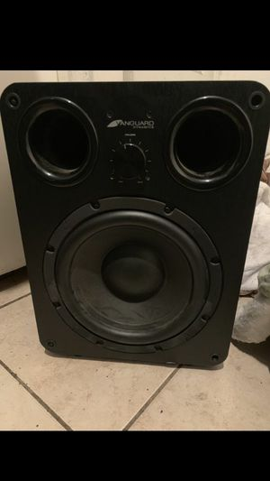 Subwoofer for Sale in Ontario, CA