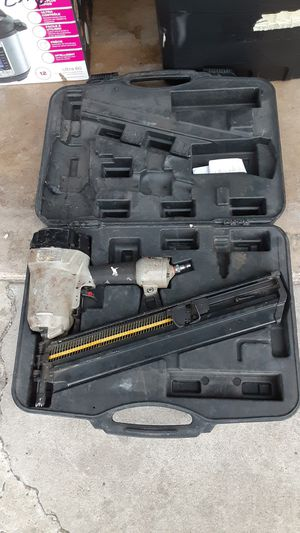 Porter cable nail gun for Sale in ANAHEIM, CA