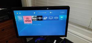 """ASUS VH232H Glossy Black 23"""" 5ms Widescreen Full HD 1080p LCD Monitor 300 cd/m2 ASCR 20000:1 w/Speakers & HDMI for Sale in Kent, WA"""