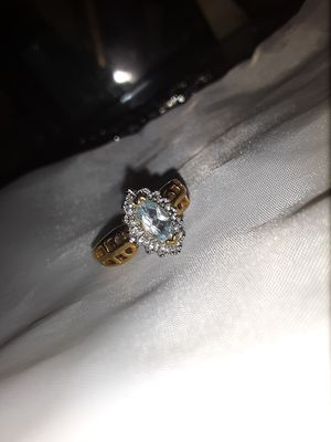 Gold plated ring size 5 for Sale in Pittsburgh, PA