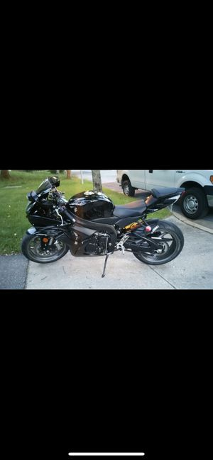 2011 GSXR 750 for Sale in Rosaryville, MD