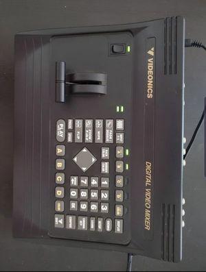 Videonics Digital Video Mixer for Sale in Chicago, IL