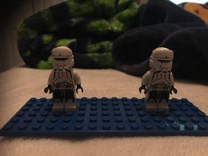 LEGO stormtrooper tank Driver for Sale in Boise, ID