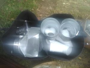 Misc metal Ventilation pieces for Sale in Gladstone, OR