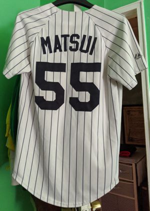 #55 Matsui Yankees jersey for Sale in Brooklyn, NY