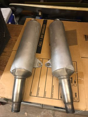 Ducati M900 Monster mufflers for Sale in Bothell, WA