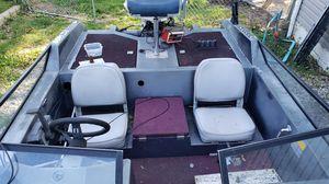 Monark fishing /ski boat for Sale in New Franklin, OH