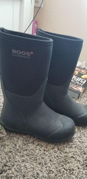 Rain/snow kids boots for Sale in Auburn, WA