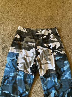 Multi color Camo Pants for Sale in Milwaukie, OR