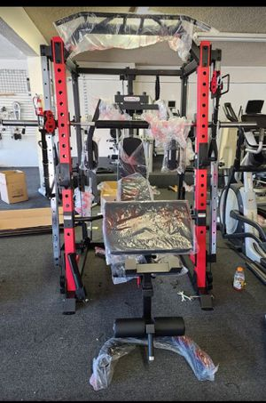 Marcy Smith Machine / Cage System with Pull-Up Bar and Landmine Station | SM-4033 we are wholsale and firm price for Sale in Lawndale, CA