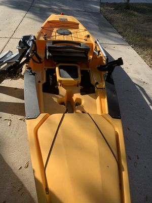 Kayak and trailer for Sale in San Antonio, TX