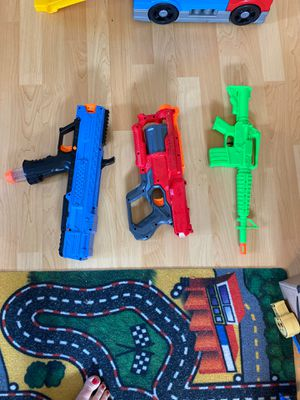 Nerf guns all 3 for 5$ for Sale in Miami, FL
