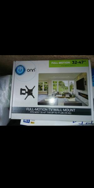 32-47 inch flat screen tv wall mount for Sale in Las Vegas, NV