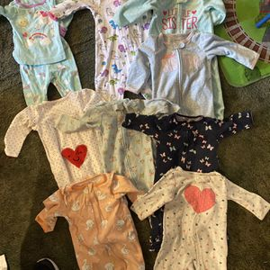 Babygirl Clothes 3-12 Months for Sale in Boothwyn, PA