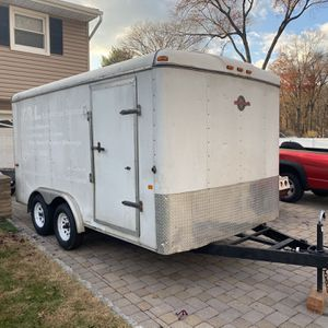 8x14 enclosed trailer for Sale in Warren, NJ