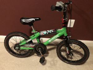 Hot wheels kids bike for Sale in Vienna, VA