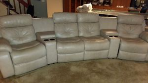 6pc Reclining Sectional for Sale in Lake Grove, OR