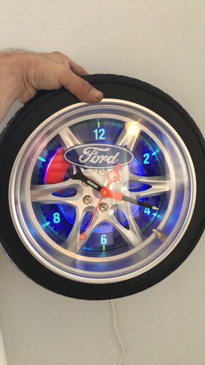 Ford clock for Sale in New Britain, CT