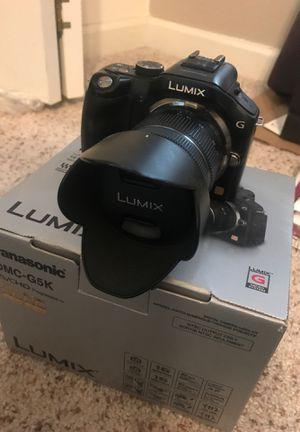 LUMIX G5 DSLR camera for Sale in Boulder, CO