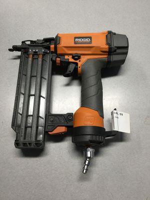 Ridgid Nail Gun for Sale in Riverside, CA