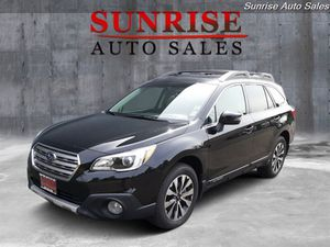 2017 Subaru Outback 2.5i Limited, AWD, LOW MILES for Sale in Milwaukie, OR