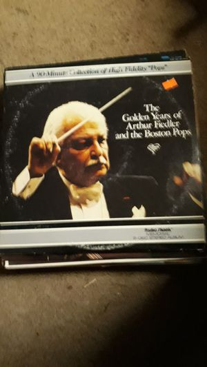 Golden years of Arthur fiedler for Sale in Tracy, CA