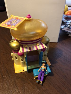 Jasmine (From Aladdin) and a small castle for Sale in Chicago, IL