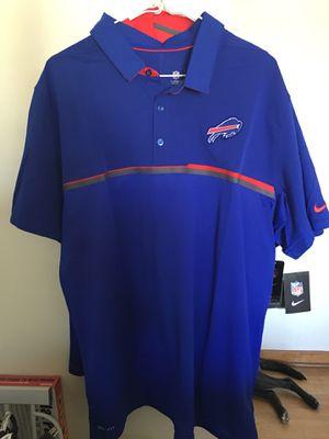 Buffalo Bills Golf Shirt Men s Nike XL for Sale in Cheektowaga 2396e41d449e