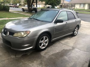 2006 Subaru Impreza AWD for Sale in Rialto, CA