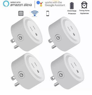 4-pack of WiFi Smart Plugs for Sale in Nashville, TN
