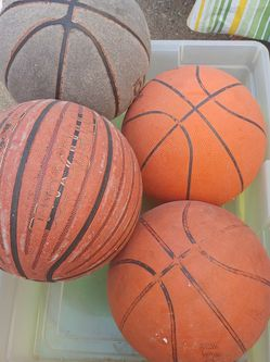 Basketballs for Sale in Fresno,  CA