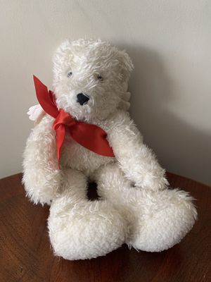 """""""Angel"""" Plush Teddy Bear. With wings and sash. for Sale in Tewksbury, MA"""