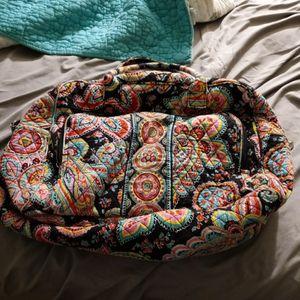 Vera Bradley Weekender Bag Barley Used for Sale in Pinellas Park, FL
