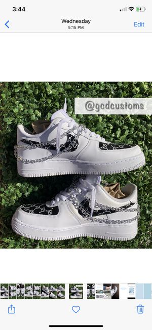 Gucci Air Force 1's for Sale in Buckeye, AZ