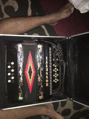 Rossetti accordion for Sale in Jurupa Valley, CA