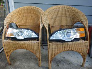05-07 Subaru Outback/Legacy Headlights for Sale in Bellevue, WA