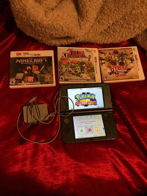 New Nintendo 3ds Bundle for Sale in Los Angeles, CA