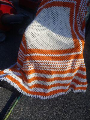 Handmade knitted throws...$20 for Sale in Norfolk, VA
