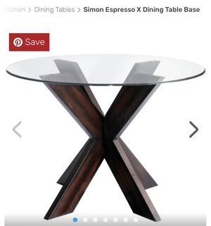 Dining Table (Base and Table Top Included) for Sale in Cleveland, OH