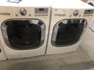 Washer and Dryer Gas LG for Sale in Kissimmee, FL