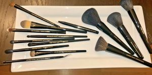 Makeup Brushes (Lancome) 14 Piece Set Brand New & Sealed See Brush Types In Description for Sale in Wheaton, IL
