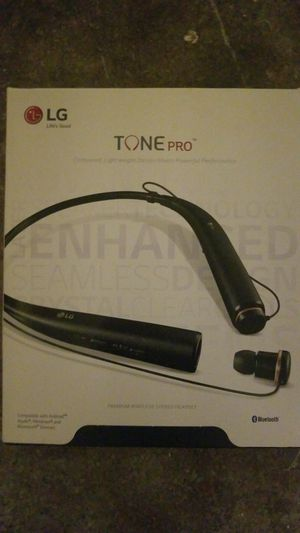Brand new lg tone pro for Sale in Lawrenceville, GA